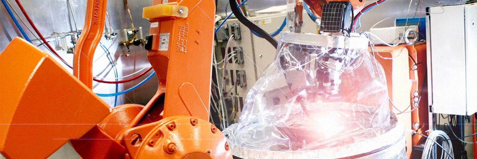 Högskolan Väst - Master Programme in Robotics, Full-time