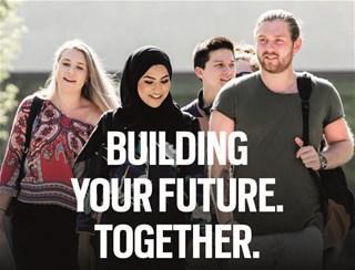studenter building your future